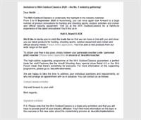 Downloads iwa outdoorclassics invitation letter iwa outdoorclassics stopboris Image collections